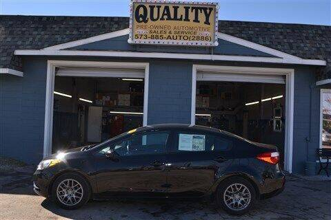 2016 Kia Forte for sale at Quality Pre-Owned Automotive in Cuba MO