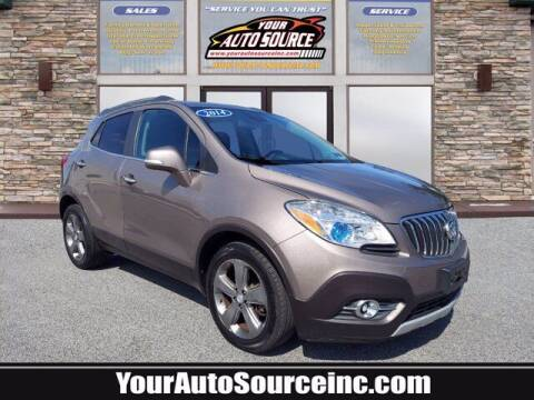 2014 Buick Encore for sale at Your Auto Source in York PA