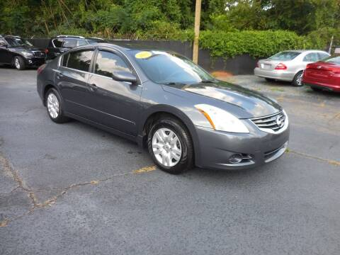 2011 Nissan Altima for sale at Uptown Auto Sales in Charlotte NC