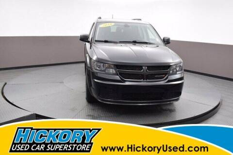 2018 Dodge Journey for sale at Hickory Used Car Superstore in Hickory NC