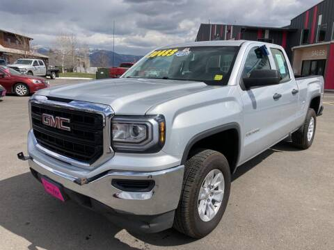 2018 GMC Sierra 1500 for sale at Snyder Motors Inc in Bozeman MT