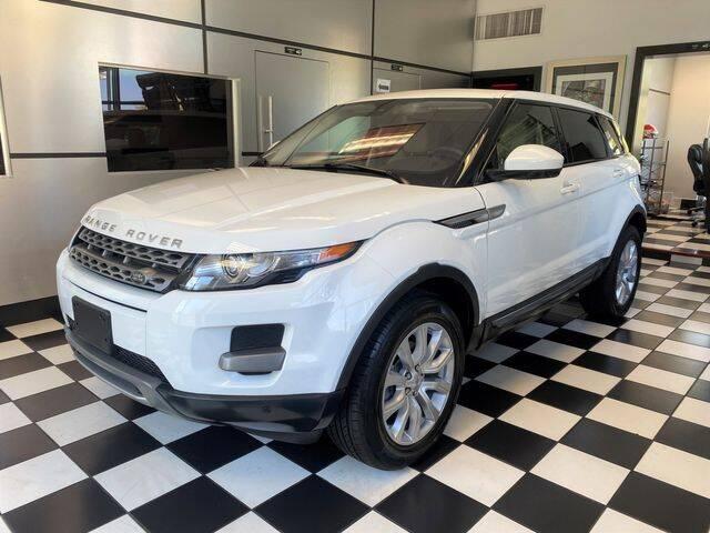2015 Land Rover Range Rover Evoque for sale in Pompano Beach, FL
