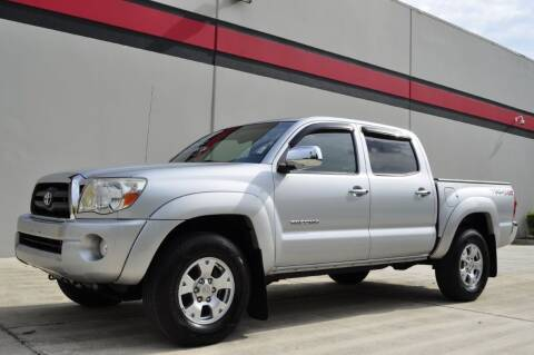 2007 Toyota Tacoma for sale at Vision Motors, Inc. in Winter Garden FL