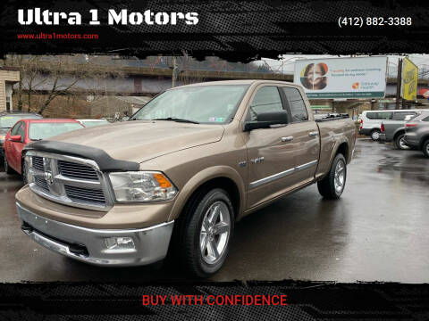 2010 Dodge Ram Pickup 1500 for sale at Ultra 1 Motors in Pittsburgh PA
