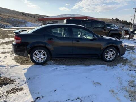 2010 Dodge Avenger for sale at Daryl's Auto Service in Chamberlain SD