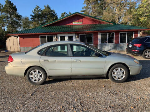 2005 Ford Taurus for sale at Mainstream Motors in Park Rapids MN