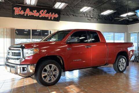 2014 Toyota Tundra for sale at The Auto Shoppe in Springfield MO