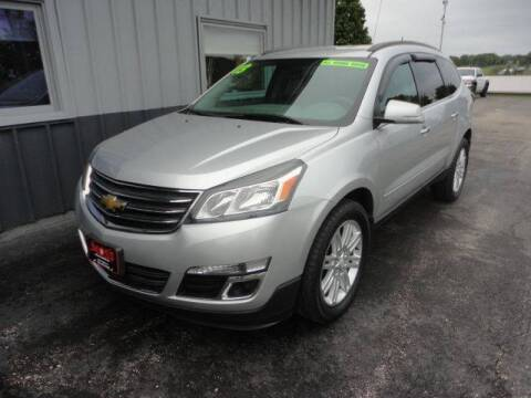 2013 Chevrolet Traverse for sale at Moss Service Center-MSC Auto Outlet in West Union IA