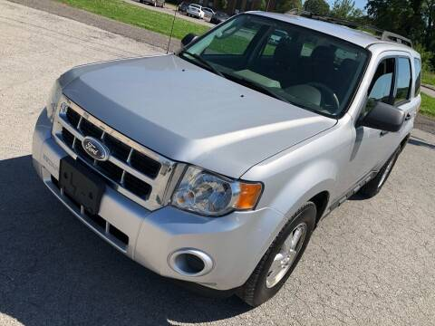 2012 Ford Escape for sale at Supreme Auto Gallery LLC in Kansas City MO