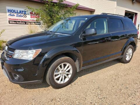 2016 Dodge Journey for sale at Hollatz Auto Sales in Parkers Prairie MN