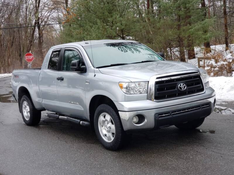 2010 Toyota Tundra for sale at Flying Wheels in Danville NH