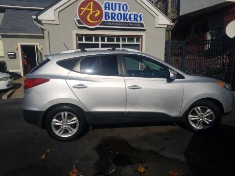 2012 Hyundai Tucson for sale at AC Auto Brokers in Atlantic City NJ