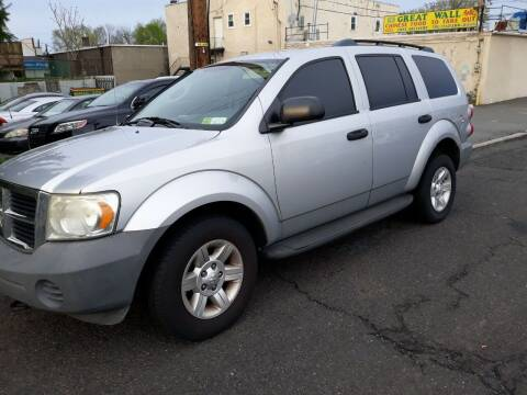 2007 Dodge Durango for sale at Premium Motors in Rahway NJ