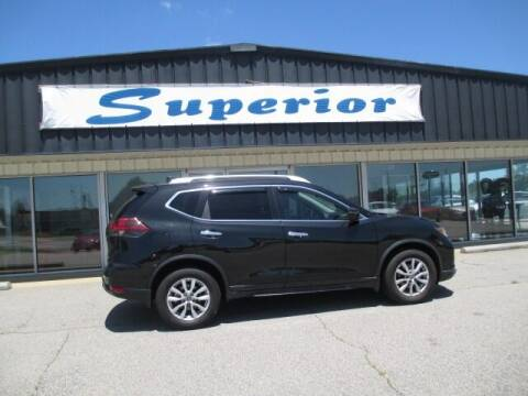 2019 Nissan Rogue for sale at SUPERIOR CHRYSLER DODGE JEEP RAM FIAT in Henderson NC