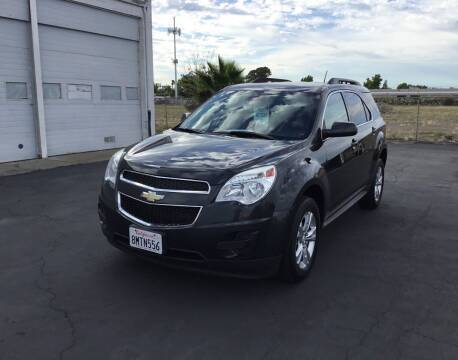 2013 Chevrolet Equinox for sale at My Three Sons Auto Sales in Sacramento CA