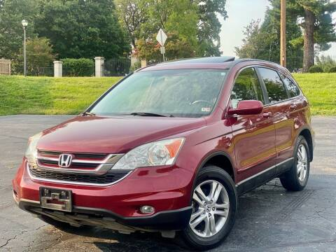 2011 Honda CR-V for sale at Sebar Inc. in Greensboro NC