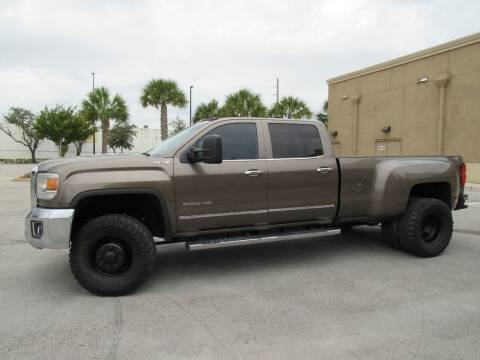 2015 GMC Sierra 3500HD for sale at Easy Deal Auto Brokers in Hollywood FL