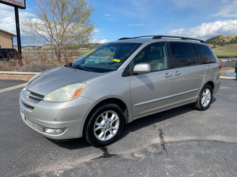 2004 Toyota Sienna for sale at Big Deal Auto Sales in Rapid City SD