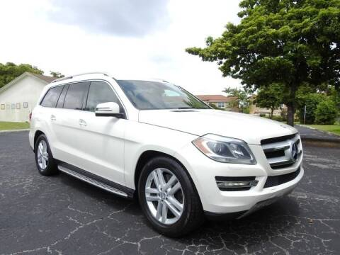 2013 Mercedes-Benz GL-Class for sale at SUPER DEAL MOTORS 441 in Hollywood FL