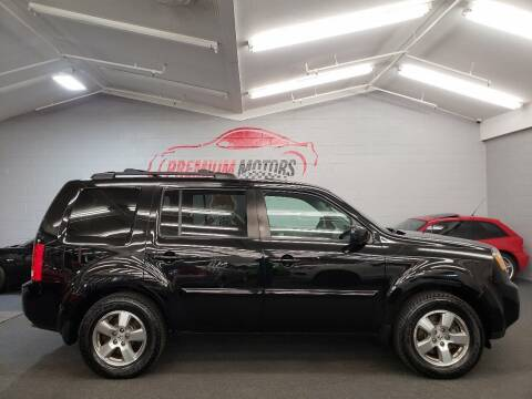 2011 Honda Pilot for sale at Premium Motors in Villa Park IL