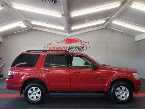 2010 Ford Explorer for sale at Premium Motors in Villa Park IL