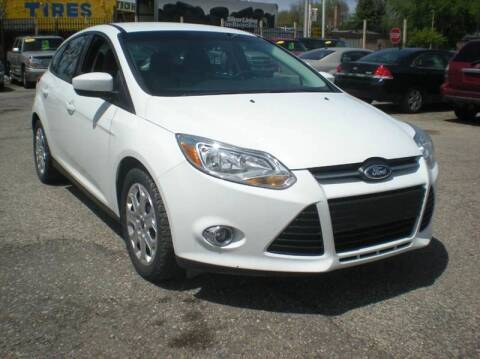 2012 Ford Focus for sale at Automotive Center in Detroit MI