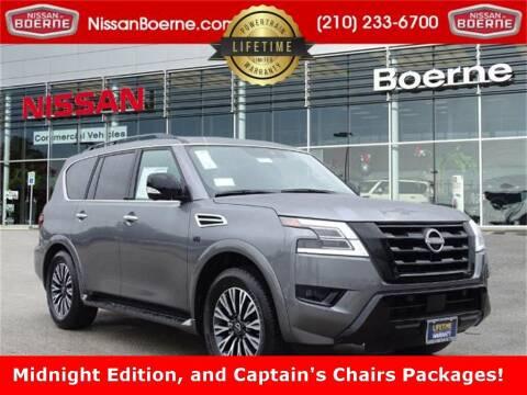 2021 Nissan Armada for sale at Nissan of Boerne in Boerne TX