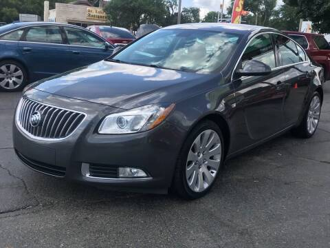 2011 Buick Regal for sale at Capitol Auto Sales in Lansing MI