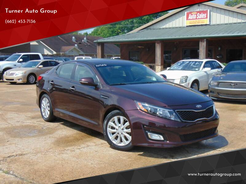 2015 Kia Optima for sale at Turner Auto Group in Greenwood MS