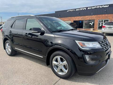 2016 Ford Explorer for sale at Motor City Auto Auction in Fraser MI