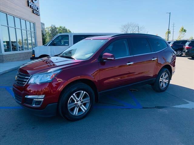 2017 Chevrolet Traverse for sale at PRINCE MOTORS in Hudsonville MI