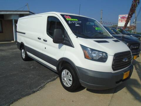 2016 Ford Transit Cargo for sale at River City Auto Sales in Cottage Hills IL