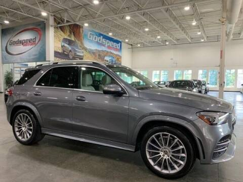 2020 Mercedes-Benz GLE for sale at Godspeed Motors in Charlotte NC