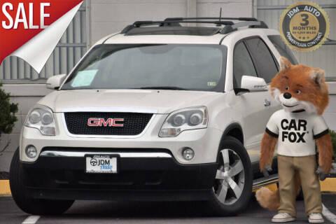 2012 GMC Acadia for sale at JDM Auto in Fredericksburg VA