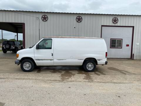 2006 Ford E-Series Cargo for sale at Circle T Motors INC in Gonzales TX