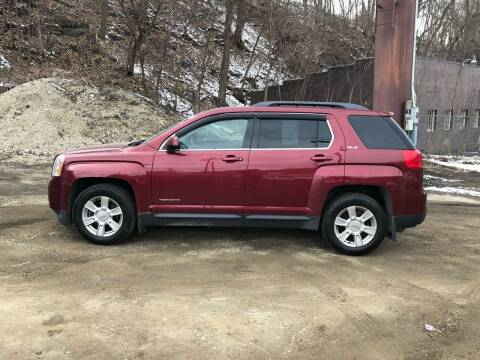 2012 GMC Terrain for sale at Compact Cars of Pittsburgh in Pittsburgh PA