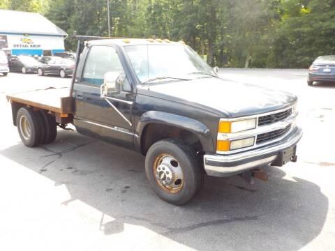 1998 Chevrolet C/K 3500 Series for sale at RTE 123 Village Auto Sales Inc. in Attleboro MA