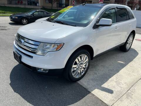 2010 Ford Edge for sale at Quincy Shore Automotive in Quincy MA