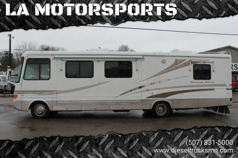 2000 Newmar DUTCH STAR 3455 for sale at LA MOTORSPORTS in Windom MN