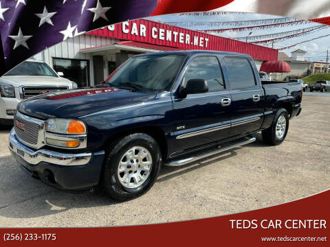 2005 GMC Sierra 1500 for sale at TEDS CAR CENTER in Athens AL