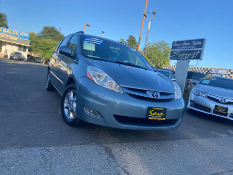 2006 Toyota Sienna for sale at Save Auto Sales in Sacramento CA