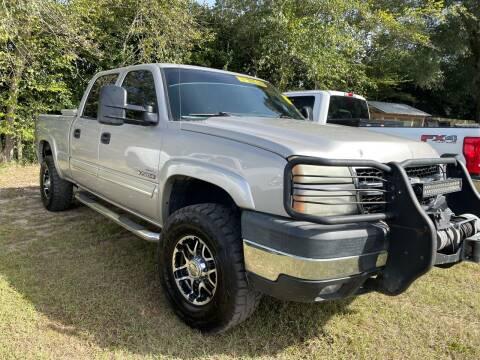 2006 Chevrolet Silverado 2500HD for sale at Gator Truck Center of Ocala in Ocala FL