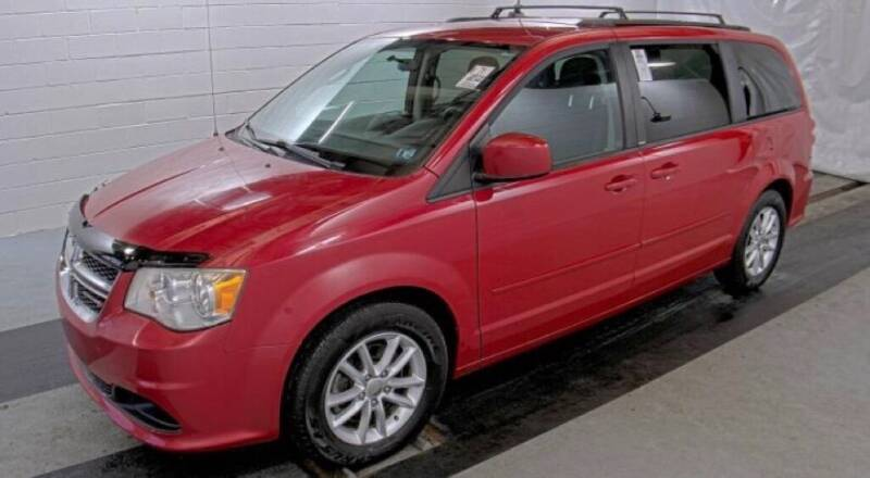 2014 Dodge Grand Caravan for sale at Ibral Auto in Milford OH