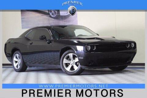 2019 Dodge Challenger for sale at Premier Motors in Hayward CA