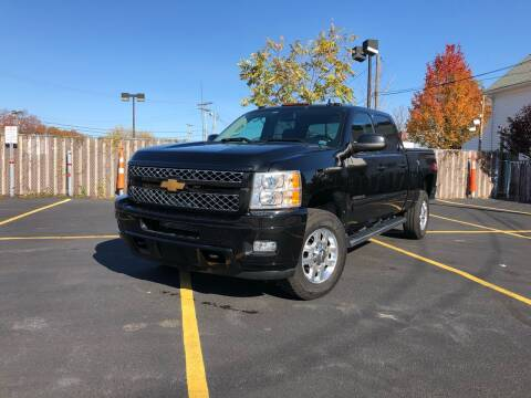 2013 Chevrolet Silverado 2500HD for sale at True Automotive in Cleveland OH