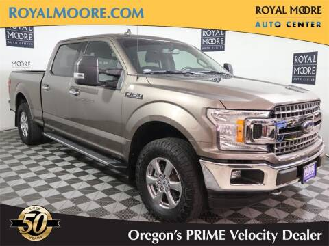 2019 Ford F-150 for sale at Royal Moore Custom Finance in Hillsboro OR