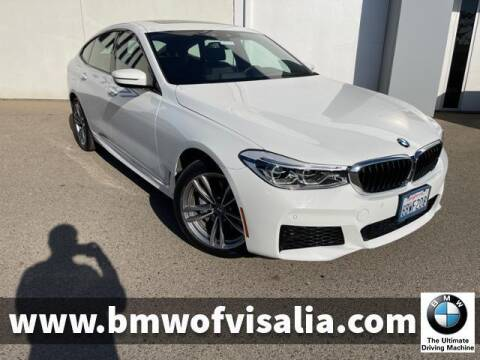 2018 BMW 6 Series for sale at BMW OF VISALIA in Visalia CA