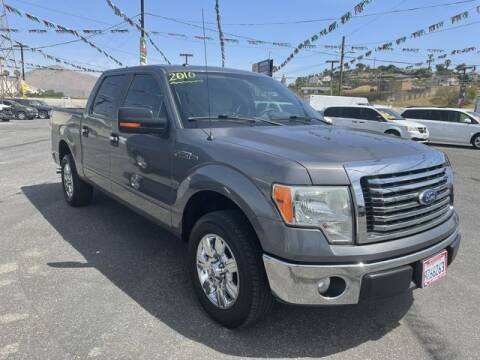 2010 Ford F-150 for sale at Los Compadres Auto Sales in Riverside CA