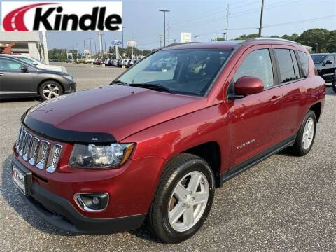 2015 Jeep Compass for sale at Kindle Auto Plaza in Cape May Court House NJ