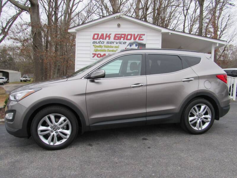 2014 Hyundai Santa Fe Sport for sale at Oak Grove Auto Sales in Kings Mountain NC